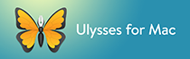 Ulysses, a Camp NaNoWriMo sponsor