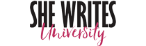 She Writes University logo