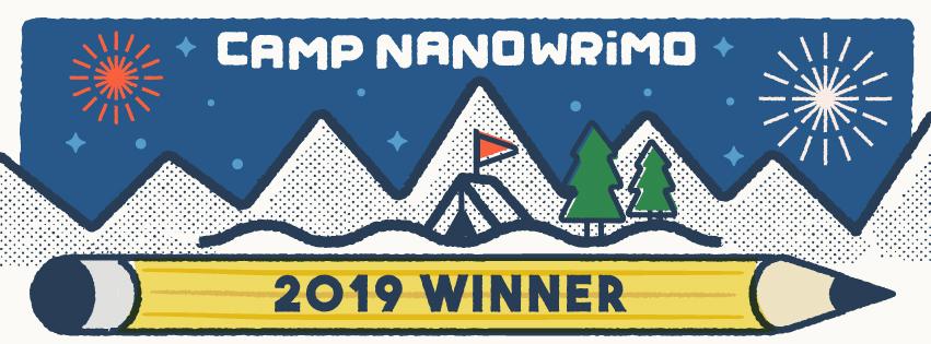 Winner 2019 - Facebook Cover