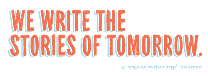 We Write the Stories of Tomorrow