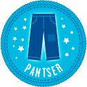 Pantser Badge