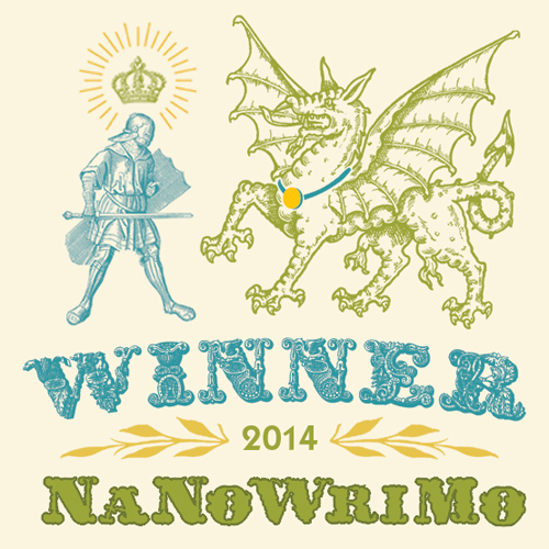 2014 Winner NaNoWriMo