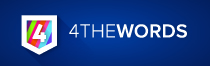 4thewords logo