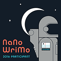 Will you be rockin' the NaNo badge this year?