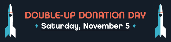 Double-Up Donation Day 2016
