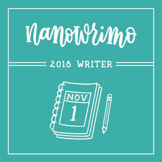 NaNoWriMo 2018 Participant Flair